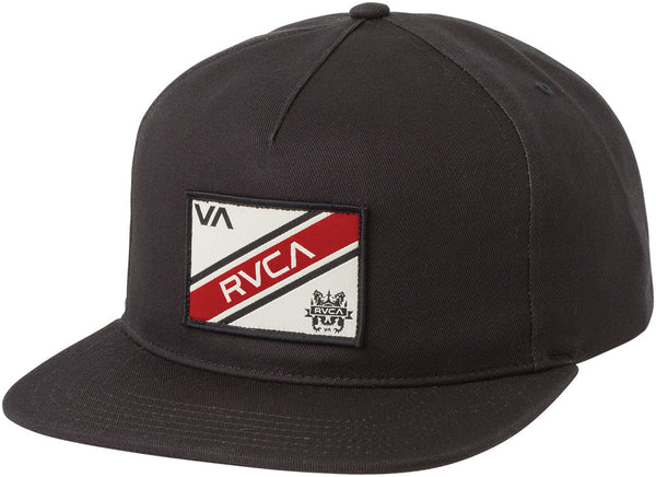 RVCA Places Structured Snapback Hat
