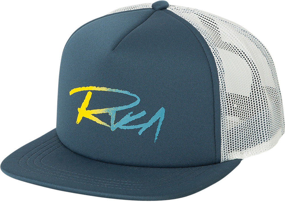 RVCA Skratch Gradient Foamy Trucker Hat