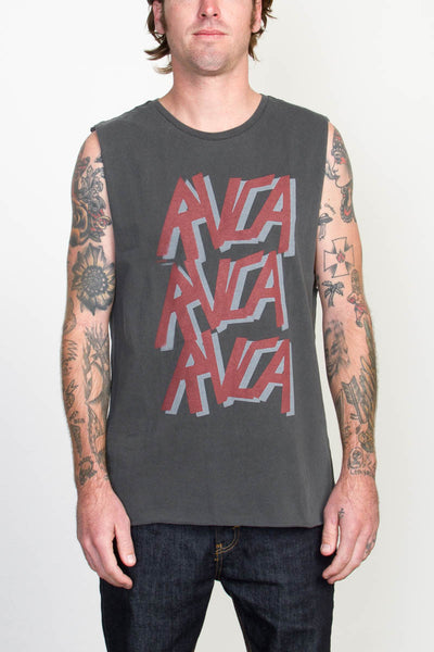 RVCA Slay RVCA Tank - Bridge City Fight Shop - 2