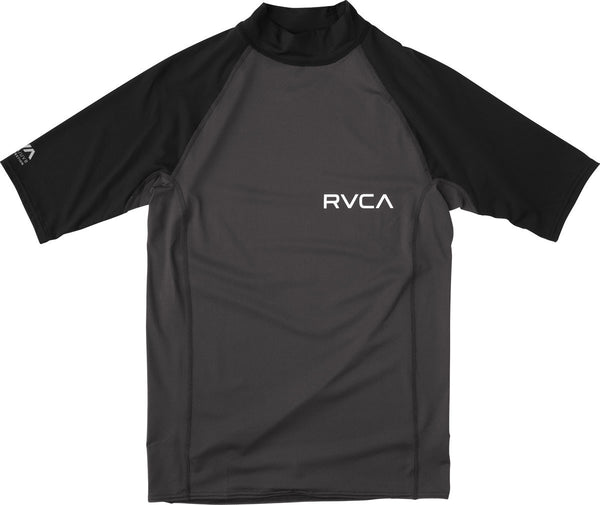 RVCA Solid Short Sleeve Rashguard - Bridge City Fight Shop - 2