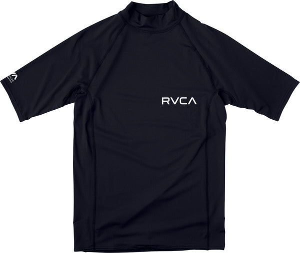 RVCA Solid Short Sleeve Rashguard - Bridge City Fight Shop - 3