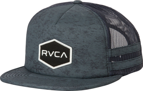 RVCA Surface Trucker Hat - Bridge City Fight Shop - 2
