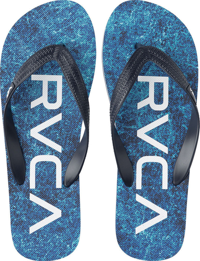 RVCA TRENCH TOWN II SANDALS
