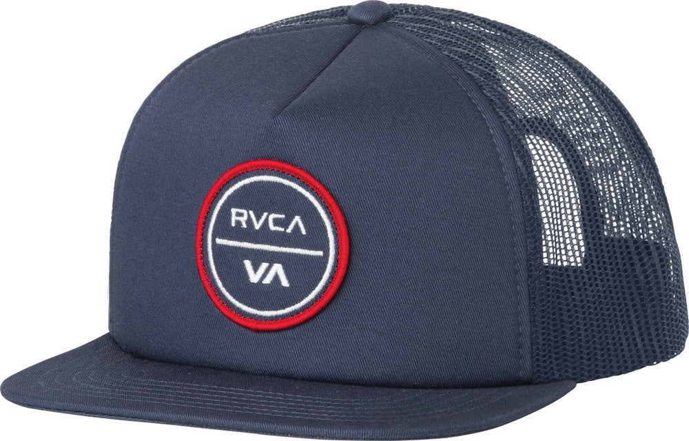 RVCA Taft Trucker Hat - Bridge City Fight Shop - 2