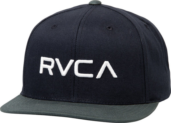 RVCA Twill Snapback III Hat - Bridge City Fight Shop - 13