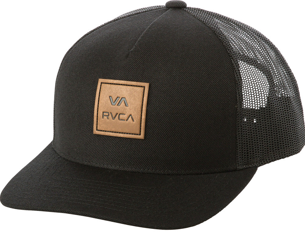 b4d0189cb1505 RVCA VA All The Way Curved Brim Trucker Hat – Bridge City Fight Shop