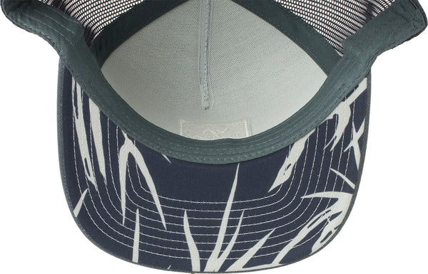 RVCA VA All The Way Printed Trucker Hat