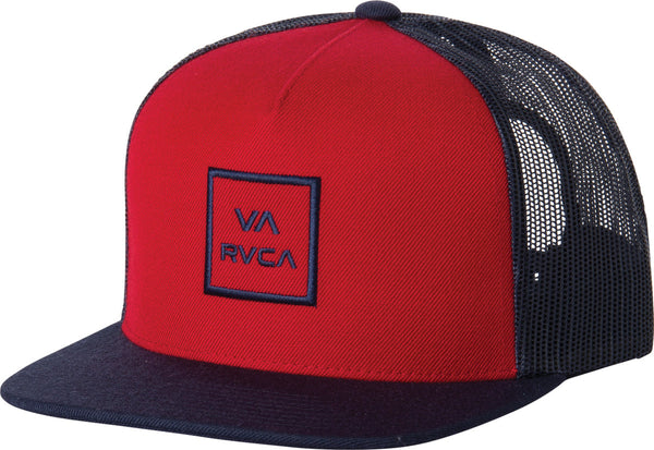 RVCA VA All The Way Trucker Hat III - Bridge City Fight Shop - 15