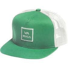 RVCA VA All The Way Trucker Hat - Bridge City Fight Shop - 4