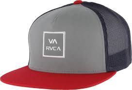 RVCA VA All The Way Trucker Hat - Bridge City Fight Shop - 2