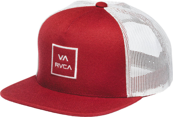 RVCA VA All The Way Trucker Hat - Bridge City Fight Shop - 6