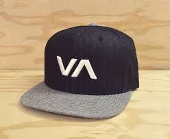 RVCA VA Snapback - Bridge City Fight Shop - 9