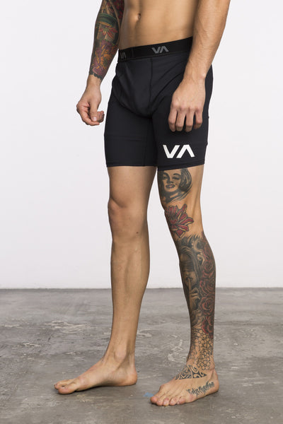 RVCA VA Sport Compression Short