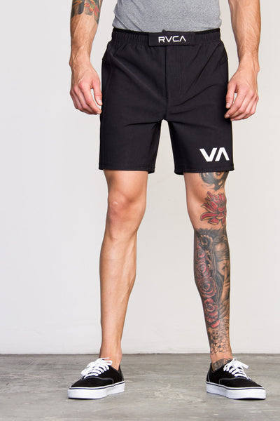 RVCA VA Sport Grappler Short - Bridge City Fight Shop - 1