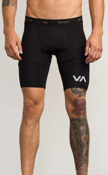RVCA Virus Compression Shorts - Bridge City Fight Shop