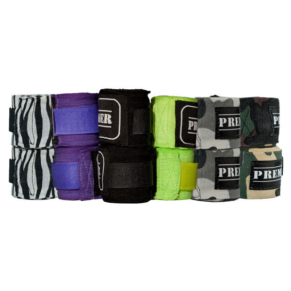 "Revgear Premier Hand Wraps - 1.5""x108"" - Bridge City Fight Shop - 1"