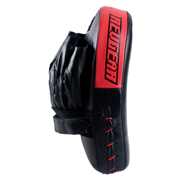 Revgear Leather Curved Focus Mitts - Bridge City Fight Shop - 2