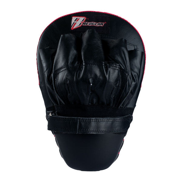 Revgear Leather Curved Focus Mitts - Bridge City Fight Shop - 4
