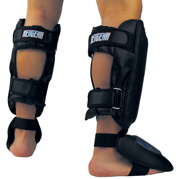 Revgear Thai Destroyer Shinguards - Bridge City Fight Shop - 2
