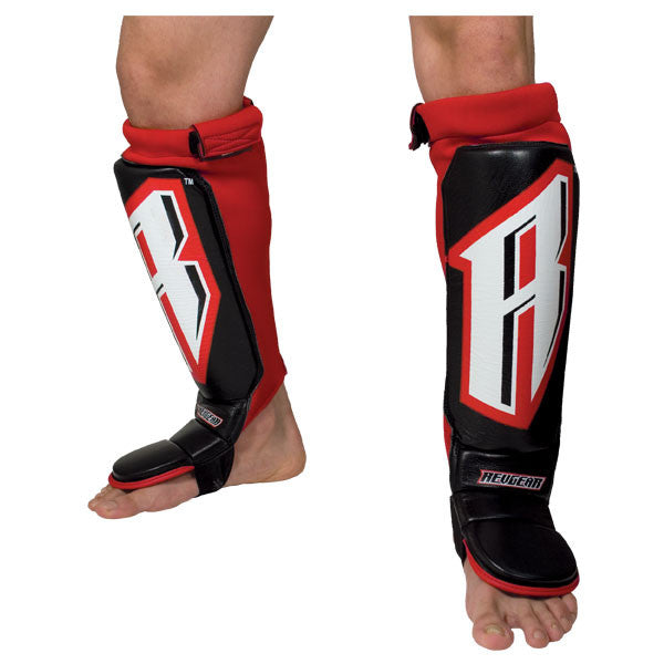 Revgear Grappling Shin Guard - Slip On Style - Bridge City Fight Shop - 1