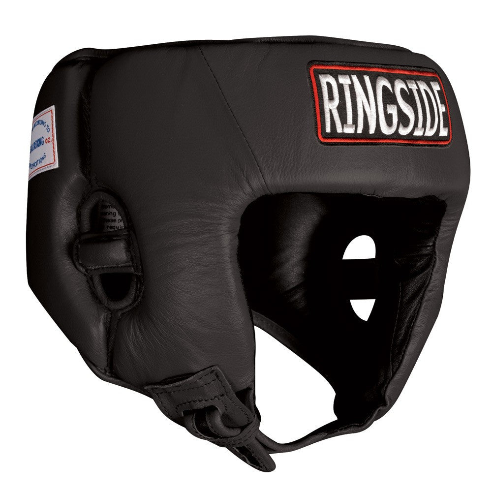 Ringside Competition Boxing Headgear ‑ No Cheeks - Bridge City Fight Shop - 3