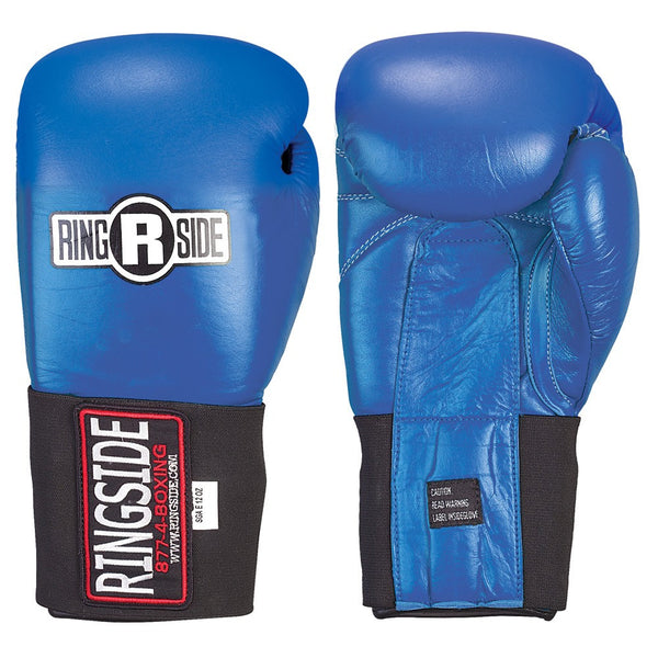 Ringside Competition Safety Gloves Hook & Loop - Bridge City Fight Shop - 1