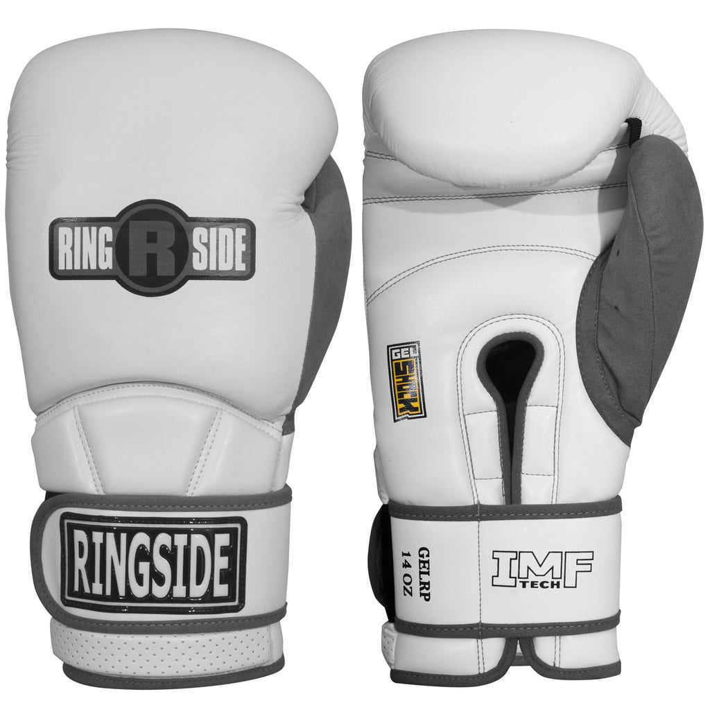 Ringside Gel Shock Safety Sparring Boxing Gloves - Bridge City Fight Shop - 2