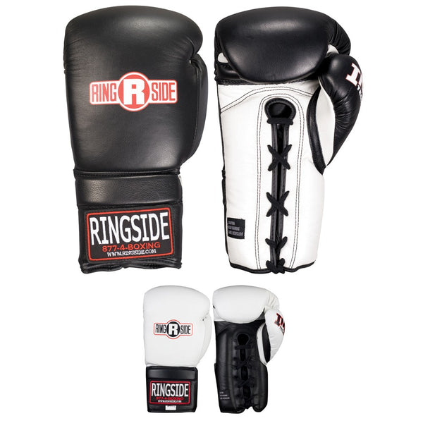 Ringside IMF Tech™ Lace‑Up Sparring Boxing Gloves - Bridge City Fight Shop - 1
