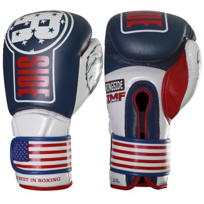 Ringside Limited Edition USA IMF Tech™ Sparring Gloves - Bridge City Fight Shop