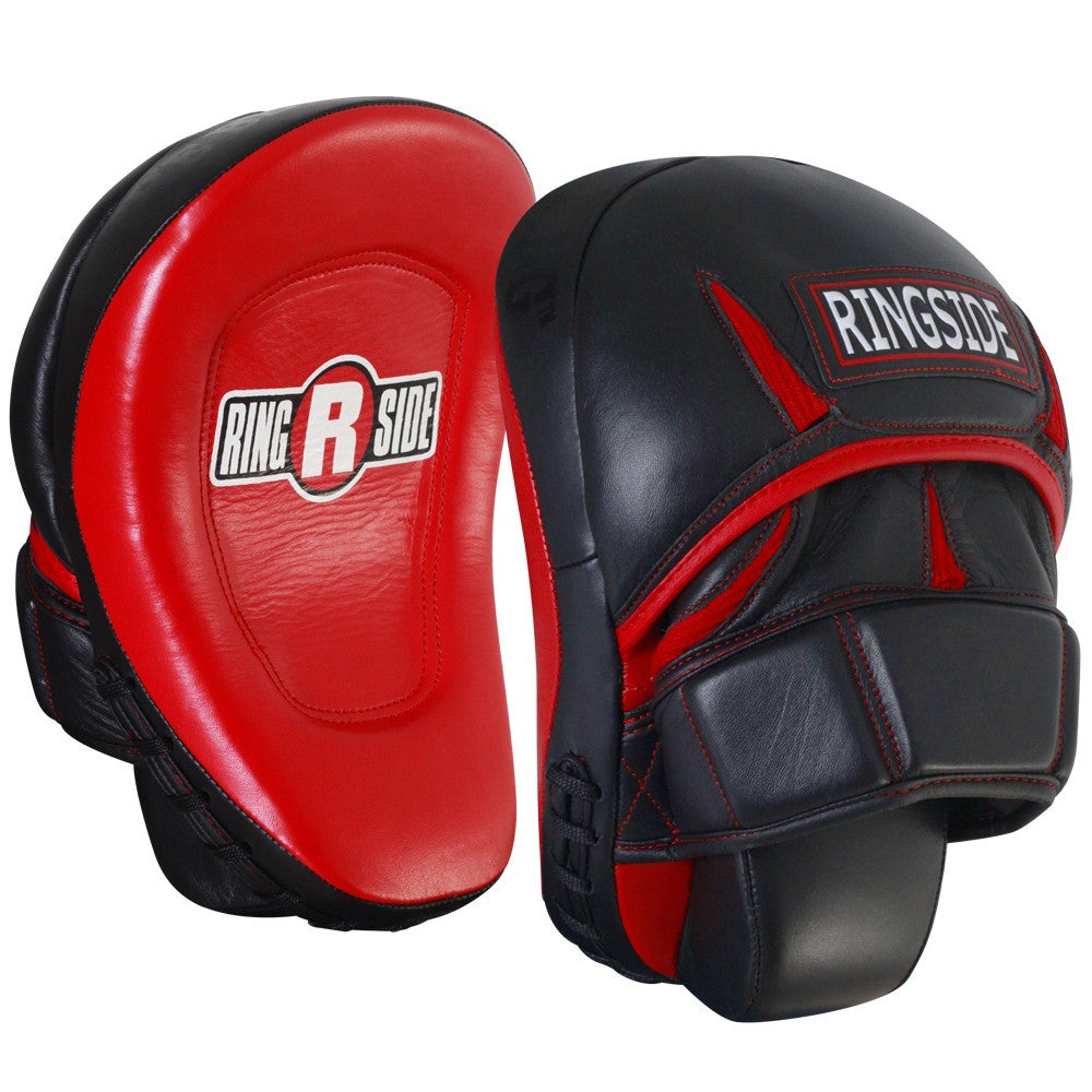 Ringside Pro Panther Punch Mitts - Bridge City Fight Shop