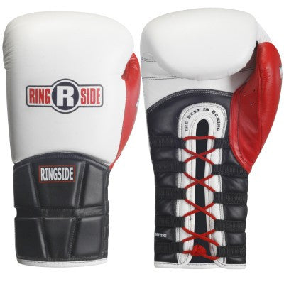Ringside Pro Style IMF Tech Training Gloves-Laces - Bridge City Fight Shop - 2