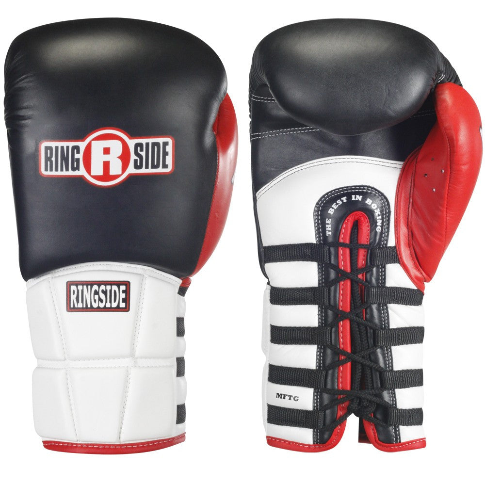 Ringside Pro Style IMF Tech Training Gloves-Laces - Bridge City Fight Shop - 3