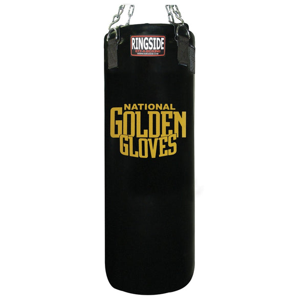 Ringside Golden Glvoes 70LB. Heavy Bag