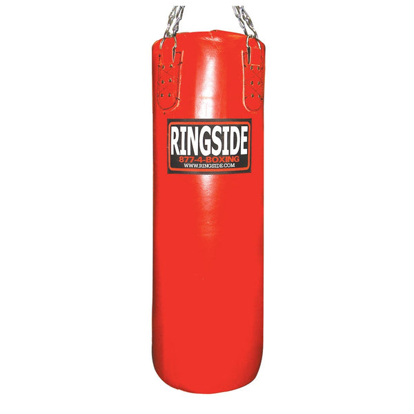 Ringside Soft Filled Leather 65lb. Heavy Bag
