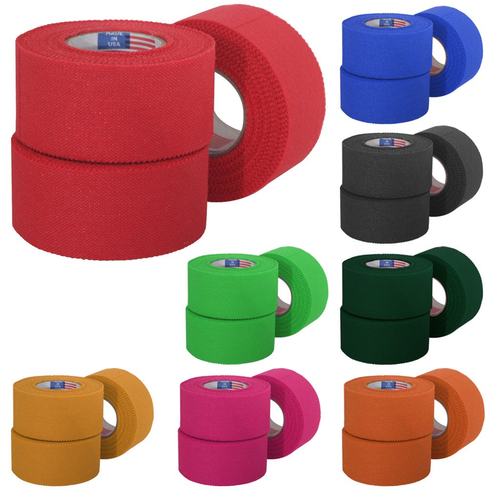"Ringside 1"" Colored Athletic Trainer's Tape Single Roll"
