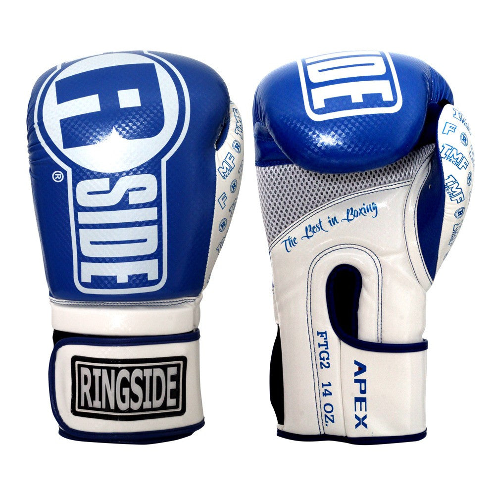 Ringside Apex Flash Training Gloves - Bridge City Fight Shop - 6