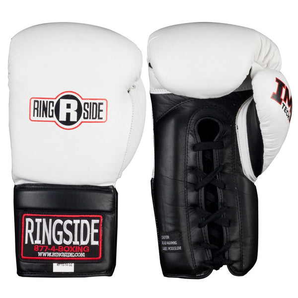 Ringside IMF Tech™ Lace‑Up Sparring Boxing Gloves - Bridge City Fight Shop - 3