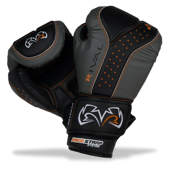 Rival RB10 Intelli-shock bag gloves - Bridge City Fight Shop - 1