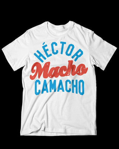 Rumble Bros Macho Time Tee - Bridge City Fight Shop
