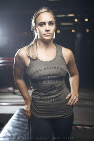 Rumble Bros Women's Victory Tank - Bridge City Fight Shop