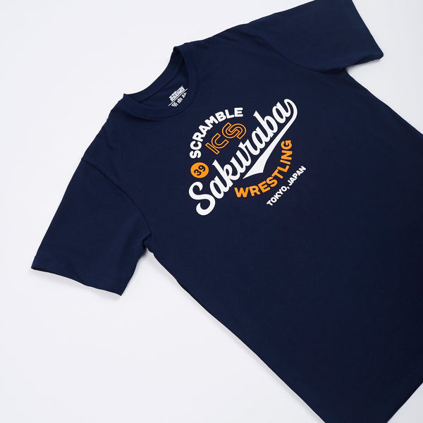 Scramble X KS Wrestling Tee