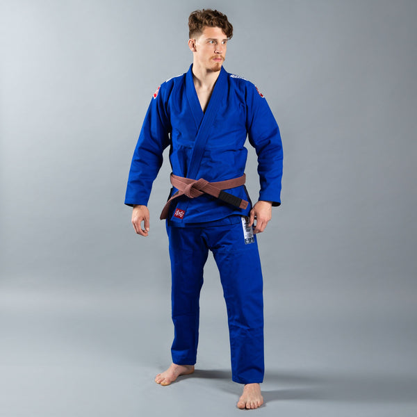 SCRAMBLE ATHLETE 4: 450 (BLUE)