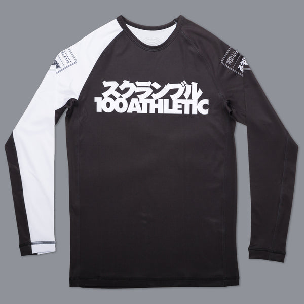 Scramble x 100 Athletic Rashguard