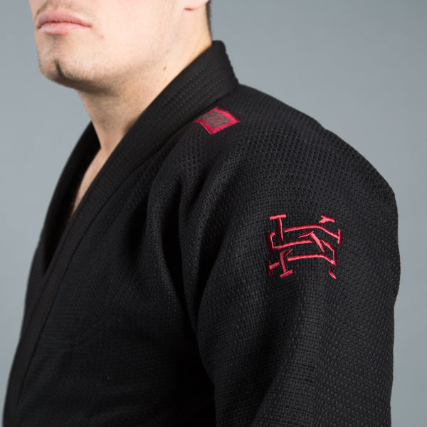 Scramble x The Warriors Kimono - Bridge City Fight Shop - 2