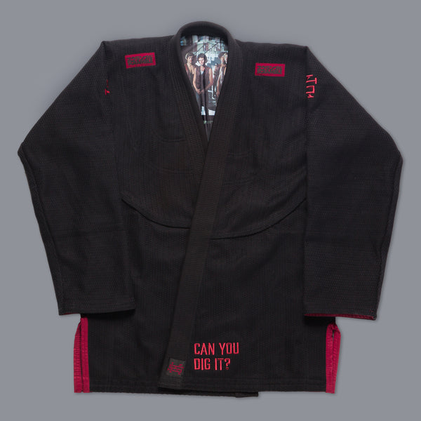 Scramble x The Warriors Kimono - Bridge City Fight Shop - 8