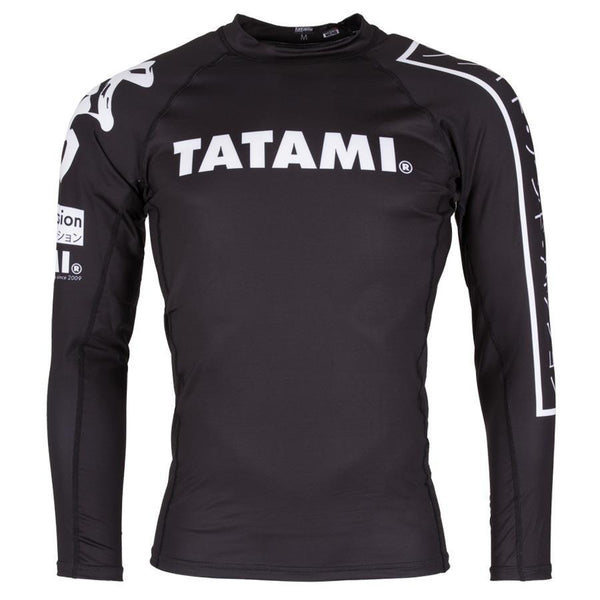 Tatami Hokori Long Sleeve Rash Guard