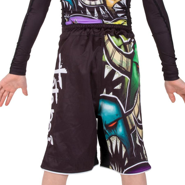 Tatami Kids Monsters Shorts