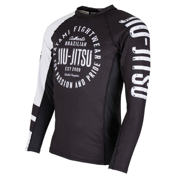 Tatami Pride & Passion Long Sleeve Rash Guard