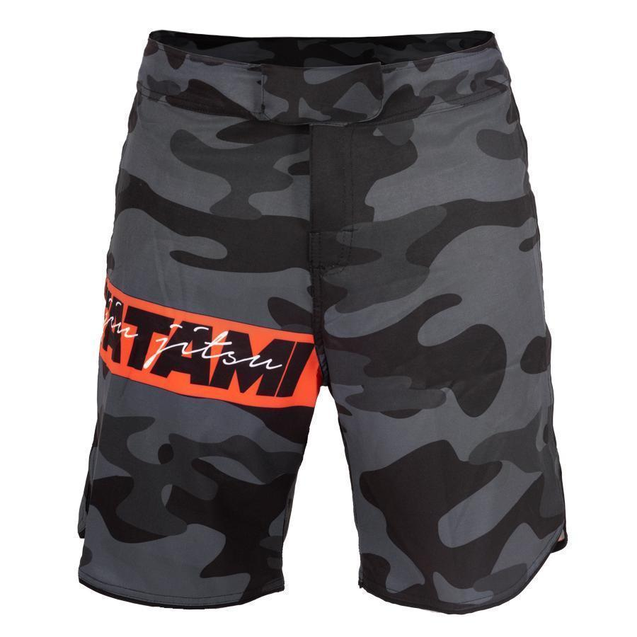 Tatami Red Bar Camo Shorts