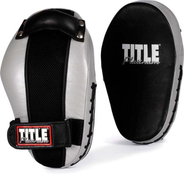Title Platinum Contoured Punch - Bridge City Fight Shop